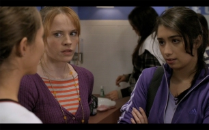 Natalie Amenula as Monica in Switched at Birth 2